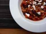 Turkey Black Bean Chili withRotini