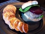 Cran-Turkey Burgers andSweetie-tatos