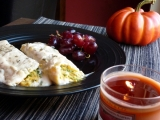 Project Tasteless: Naked Pumpkin Manicotti