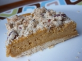 Part I – MGNN's Thanksgiving 2010 – Pumpkin Cheesecake Bars
