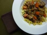 Beef Burgundy + foodiegifts