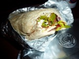 Vegetarian Week – Day #4: Chipotle Veg Burritos