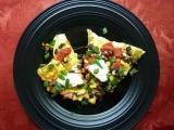Vegetarian Week – Day #5: Black Bean TacoPizza
