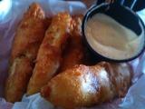 Vegetarian Week – Day #6: Black Bean Tacos + FriedPickles
