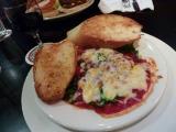 Vegetarian Week – Day #7: Spinach Lasagna at PizzaHouse