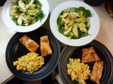 Apricot-Ginger-Soy Salmon