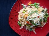 St. Paddy's Day Pad thai