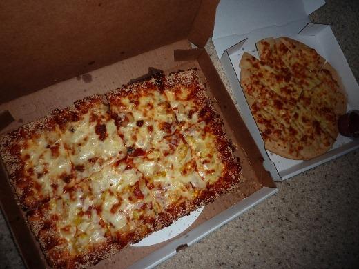 Anthonys pizza ann arbor
