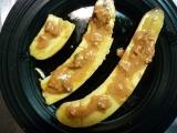 Decadent Almond Butter BakedBananas
