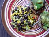 Corn, Black Bean, + AvocadoSalad