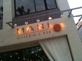Mani Osteria Review