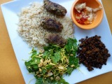 CSA–Week 4; Plus Lamb Kofta