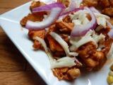 Honey-Chipotle BBQ Chicken