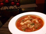 Pasta Meatball Soup