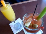 Bloody Mary orMimosa
