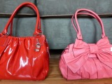 Raspberry Pancakes and Handbags