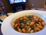 Pasta Fagioli Soup For Real