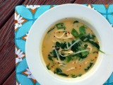 Coconut-Curry Chicken Soup