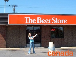 The Beer Store 1