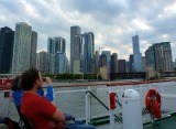 Chicago Getaway-Day 2, Part 2: Architecture River Cruise