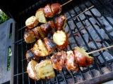 Easy Grilled Potato Skewers