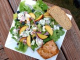 Northwest Salmon Salad