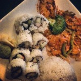 Sushi and Veggie Cravings