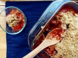 Strawberry Rhubarb on theFourth