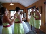 BFF's Wedding: Getting Ready & Ceremony