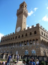 Europe 2012: Day 7–Touring Florence