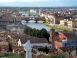 Europe 2012: Day 6–First Full Day in Florence