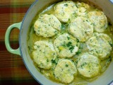Thanksgiving Leftovers: Turkey Stew withBiscuits