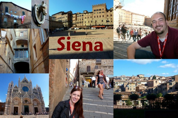 florence Blog Day 4 Part 1 - Siena