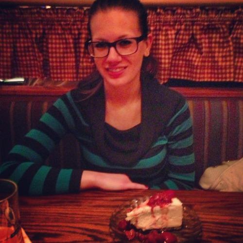Huzzy Birthday Meg Goes Nom Nom