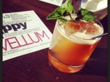 Vellum Happy Hour and Dinner at ManiOsteria