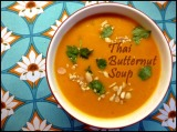 Thai Butternut Soup from Cooking Light