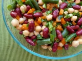 Speedy Three-Bean Salad from OSG