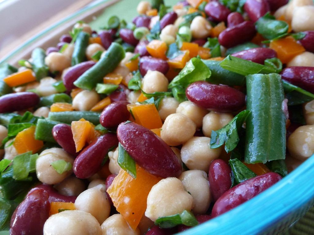 bean salad mexican three bean salad 3 bean salad 4201 speedy three ...