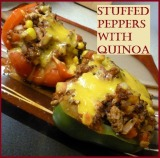 Stuffed Peppers withQuinoa