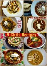 Chili Recipe Round-Up