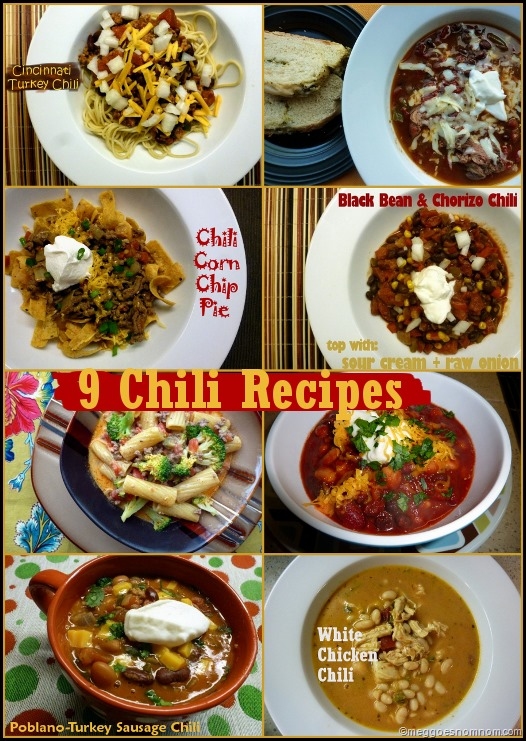 chili recipe round up