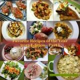 Top Dinner Entrée Recipes of 2013–PartI