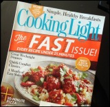 4 Quick & Easy Cooking Light Recipes ToTry