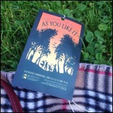 Shakespeare in the Arb–As You Like It