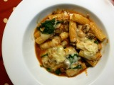 Hearty Penne Beef from Taste of Home