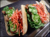 Bánh Mì Sandwiches Made At Home