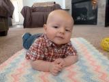 4 Month BabyUpdate