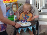 J's First Birthday Party!