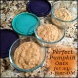 Jack's Perfect PumpkinOats